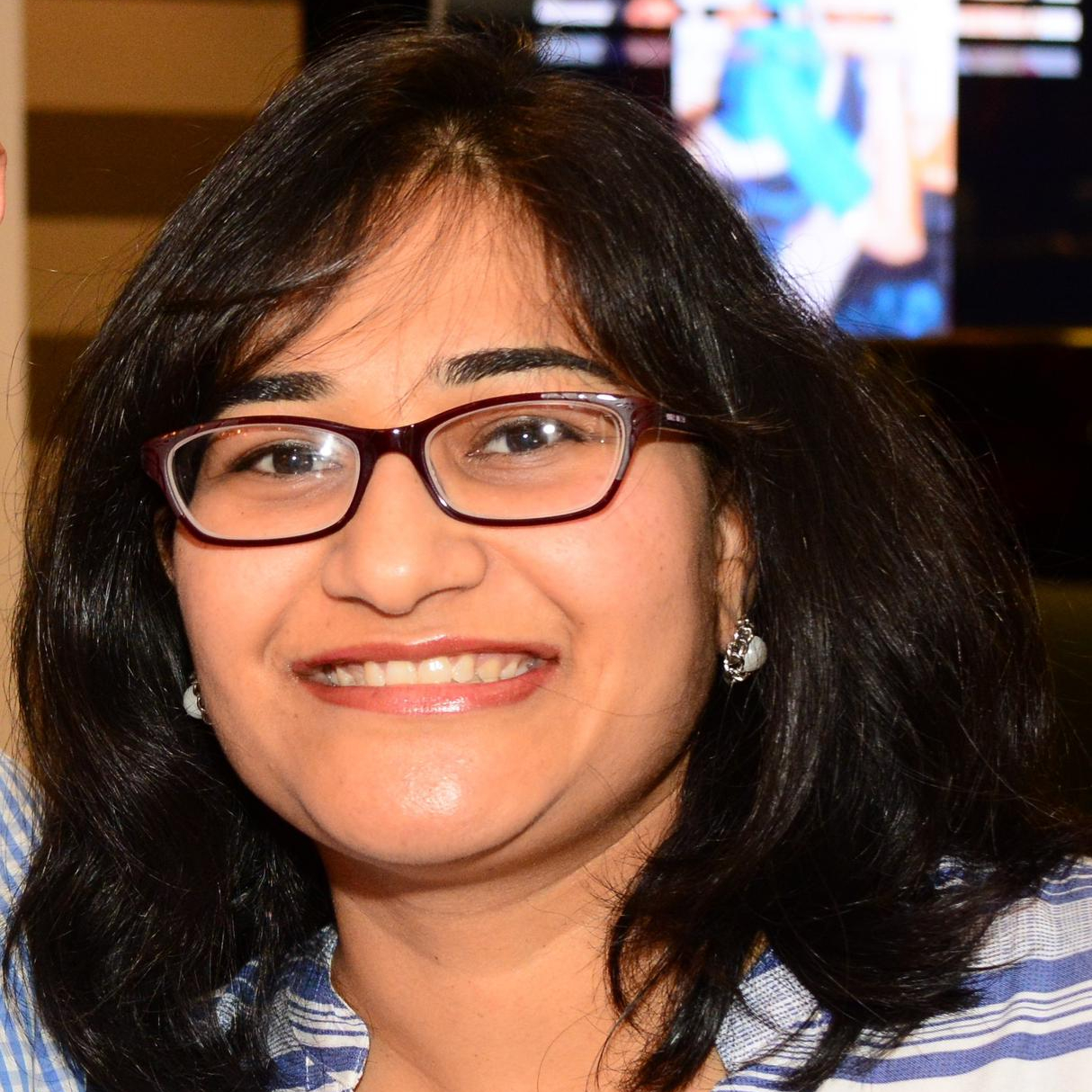 Smita Pai, Staff Accountant , Criticaleye