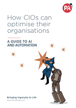 How CIOs can Optimise their Organisations