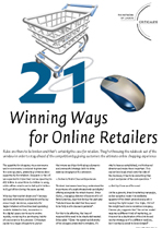 21 Winning Ways for Online Retailers