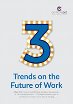 3 Trends on the Future of Work