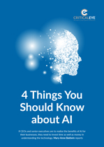 4 Things You Should Know about AI