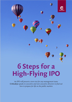 6 Steps for a High-Flying IPO