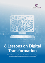 6 Lessons in Digital Transformation
