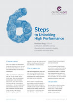 6 Steps to Unlocking High Performance