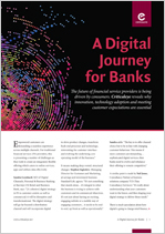 A Digital Journey for Banks