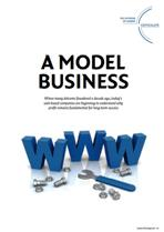 A Model Business