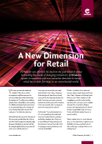 A New Dimension for Retail