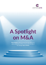 A Spotlight on M&A