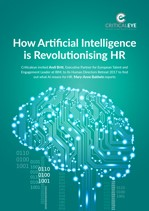 How Artificial Intelligence is Revolutionising HR