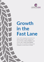 Growth in the Fast Lane