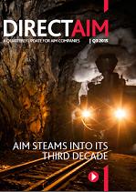 AIM Update Q3 2015
