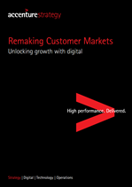 Remaking Customer Markets