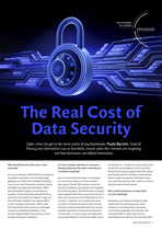 The Real Cost of Data Security
