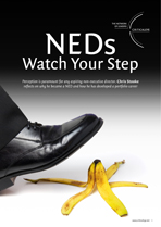 NEDs: Watch Your Step