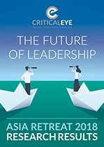 Asia Leadership Research Results 2018