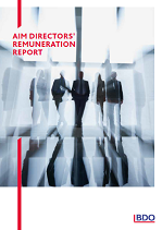 AIM Directors' Remuneration