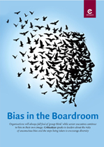 Bias in the Boardroom