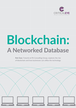 Blockchain: A Networked Database
