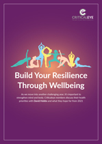 Build Your Resilience Through Wellbeing