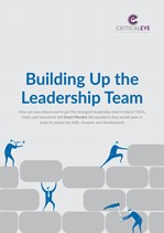 Building Up the Leadership Team