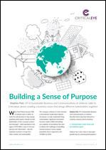 Building a Sense of Purpose