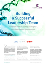 Building a Successful Leadership Team