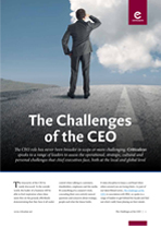 The Challenges of the CEO