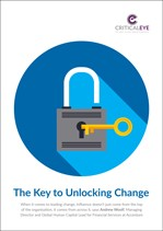 The Key to Unlocking Change