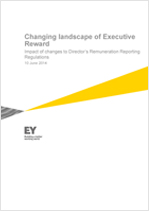 Changing Landscape of Executive Reward