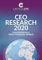 CEO Research Results 2020