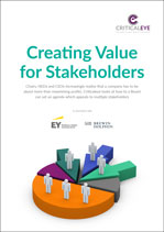 Creating Value for Stakeholders
