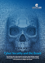 Cyber Security and the Board