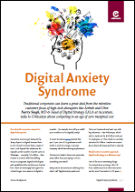 Digital Anxiety Syndrome - Narry Singh