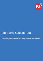Digitising Agriculture