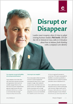 Disrupt or Disappear - Phil Smith