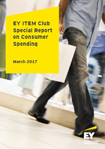 EY ITEM Club Special Report on Consumer Spending