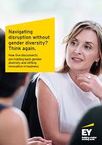 Disruption without Gender Diversity?