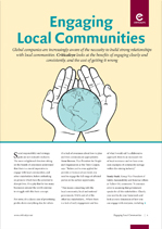 Engaging Local Communities