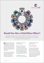Should You Hire a Chief Ethics Officer?