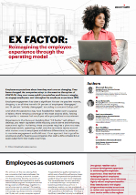 Reimagining the Employee Experience Through the Operating Model