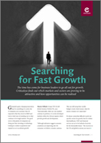 Searching for Fast Growth