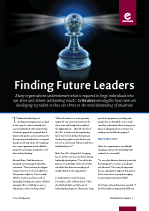 Finding Future Leaders
