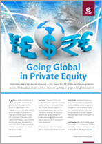 Going Global in Private Equity