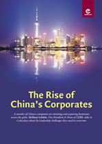 The Rise of China's Corporates - Hellmut Schütte