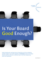 Is Your Board Good Enough?