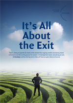 It's All About the Exit