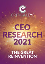 CEO Research Results 2021