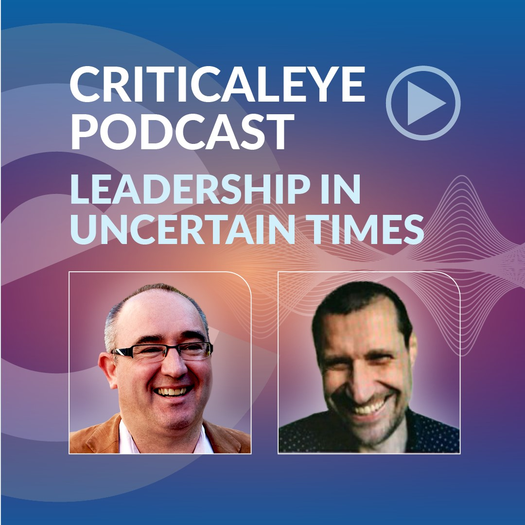 Leadership in Uncertain Times - Episode 2
