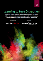 Learning to Love Disruption