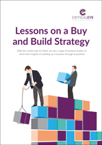 Lessons on a Buy and Build Strategy